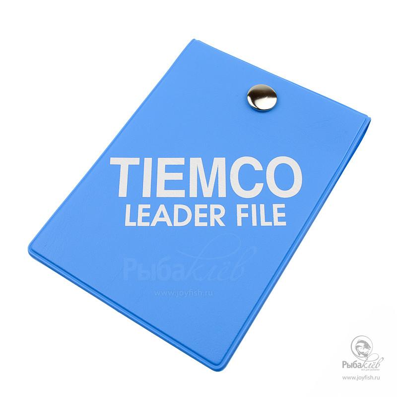Кошелек для Лидеров Tiemco Leader File Blue