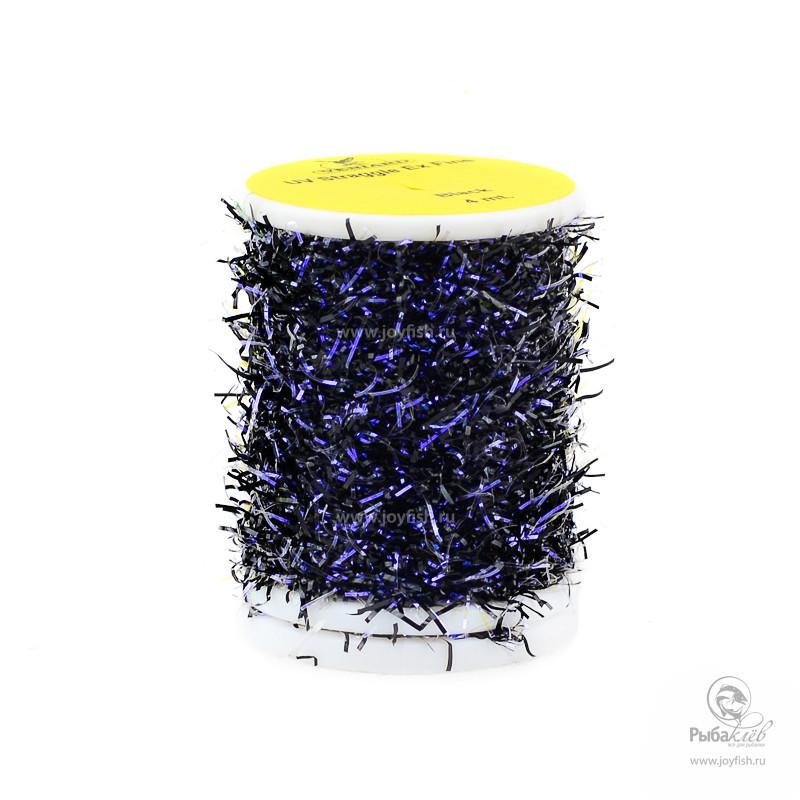 Синель Veniard UV Straggle Cactus Chennile Extra Fine