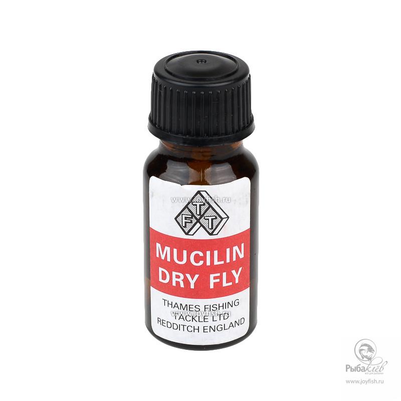 Флотант Veniard Liquid Mucilin Dry Fly