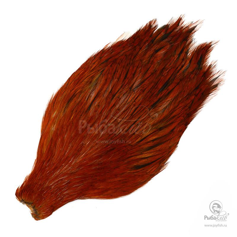 Скальп Петуха Wapsi Streamer Rooster Neck Natural (Grade 1)