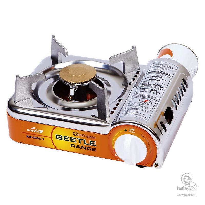 Плита Газовая Kovea Mini Range плита газовая kovea cube кgr 1503 мини