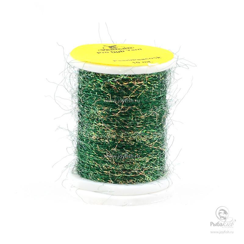 Пряжа Veniard Pro Dub Yarn Pearl Peacock пряжа