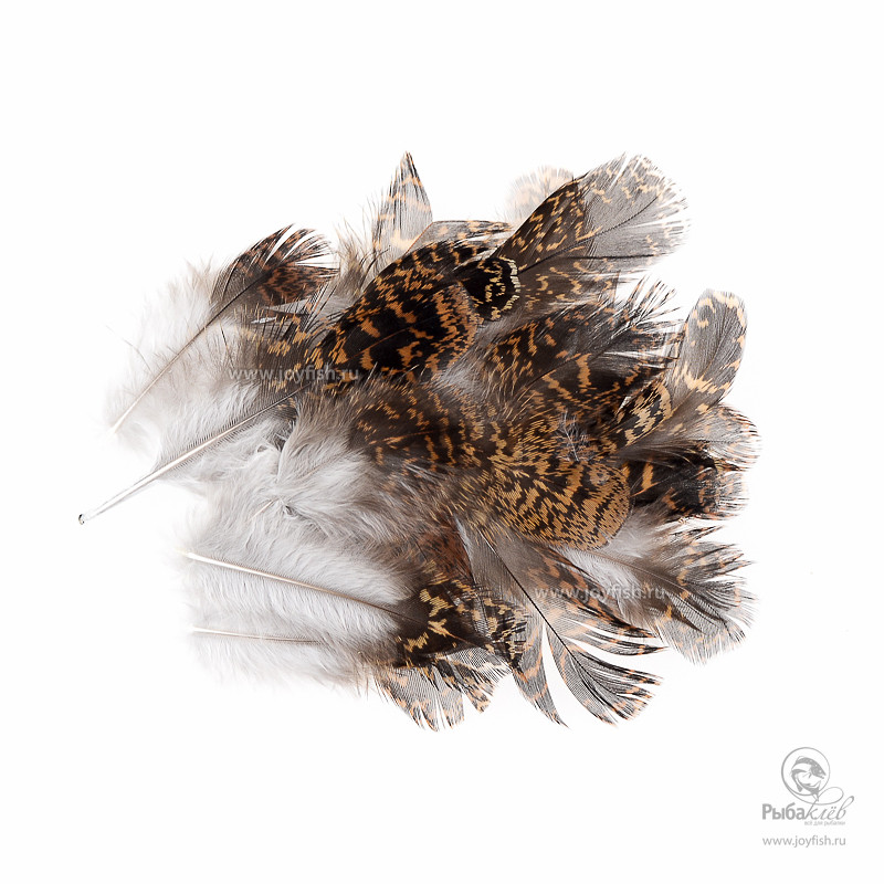 Перья Куропатки Veniard Grouse Body Plumage как можно куропатки в саратове