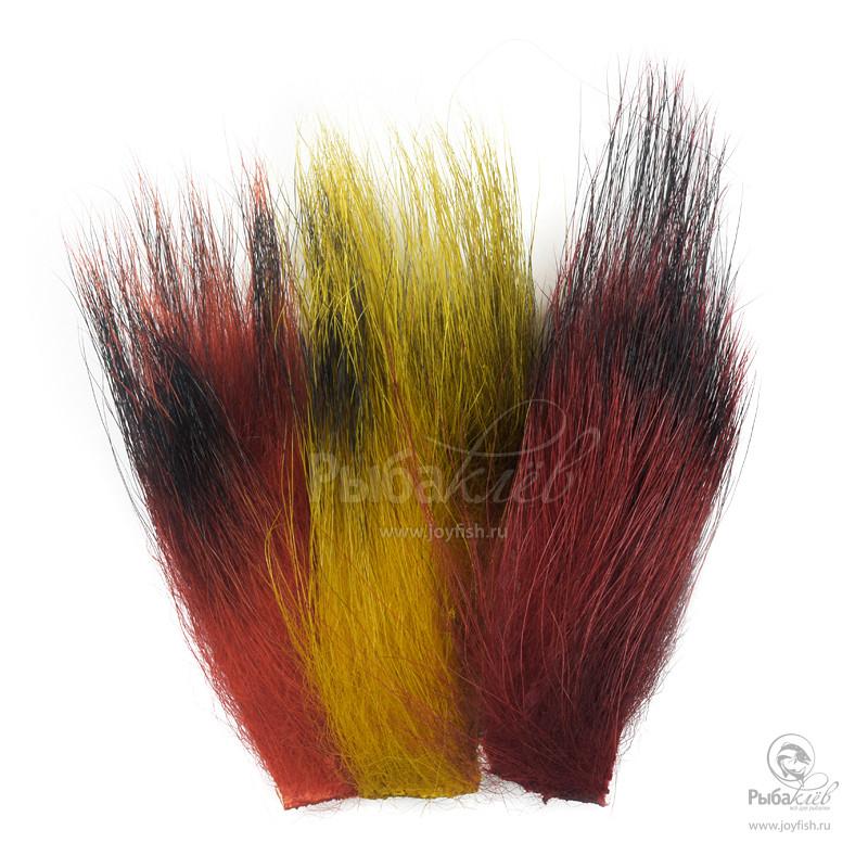 Набор Меха Барсука Joyfish Badger Hair Mix