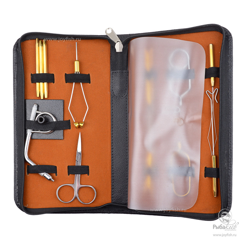 Набор Инструментов Stinger Fly Stream Side Set Tool Kit коробка для мушек snowbee slit foam compartment waterproof fly box x large