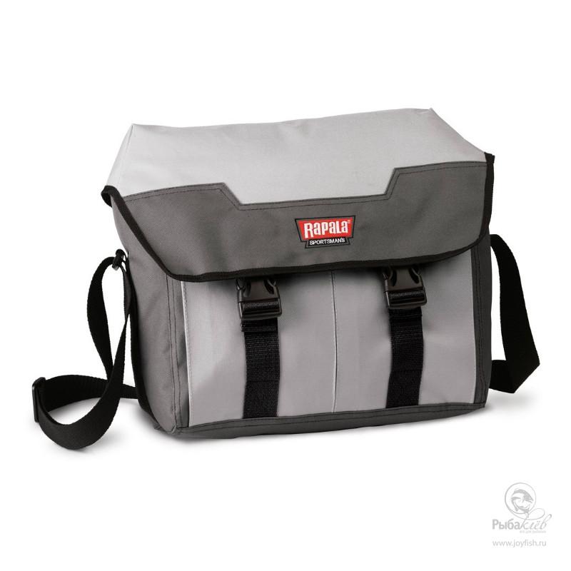 Сумка для Снаряжения Rapala Sportsmans 13 Satchel сумка cambridge satchel 003 13