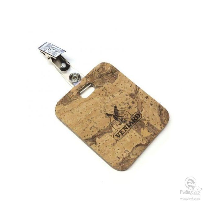 Магнитный Держатель для Мушек Veniard Magnetic Cork Patch Holder