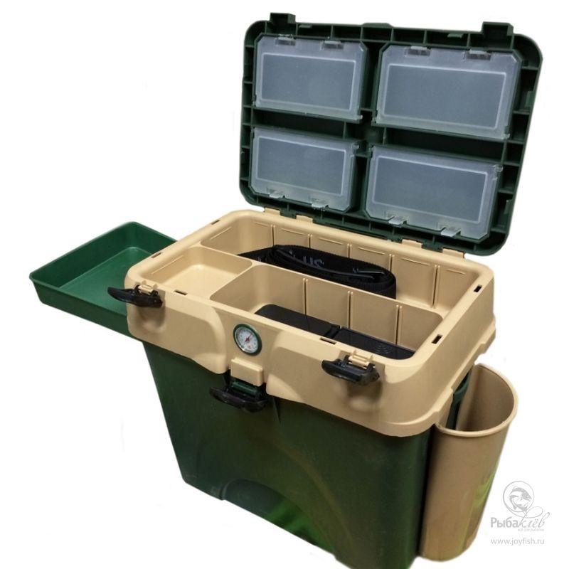 все цены на  Ящик Рыболовный Зимний A-elita A-Box  онлайн