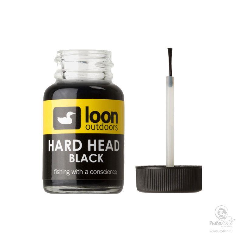Лак Loon Outdoors Hard Head акриловый лак на водной основе для стекла