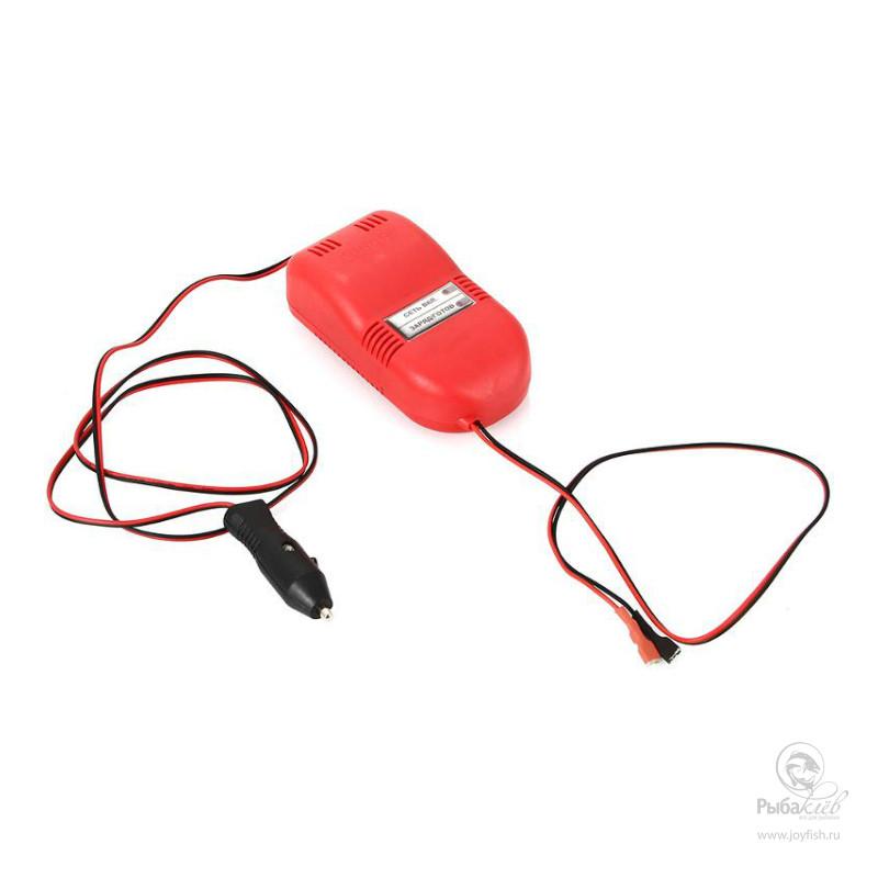 Зарядное устройство для аккумулятора DC 205.05 автомобильное зарядное устройство texet tpc 1022 0 5 а черный