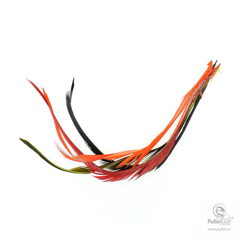 Перья Гуся Veniard Goose Biots Mixed Assorted Colours
