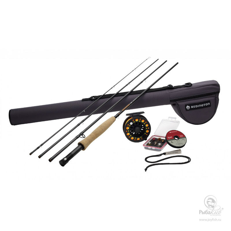 Набор Нахлыстовый Redington Topo Fly Fishing Outfit leaves
