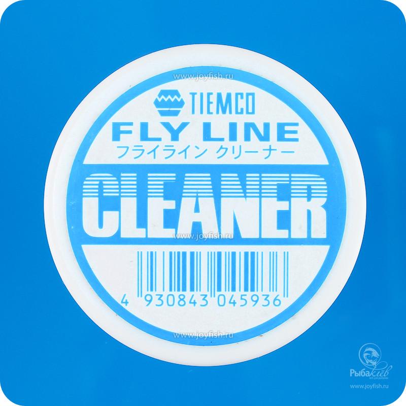 Средство для Ухода за Шнурами Tiemco Fly Line Cleaner