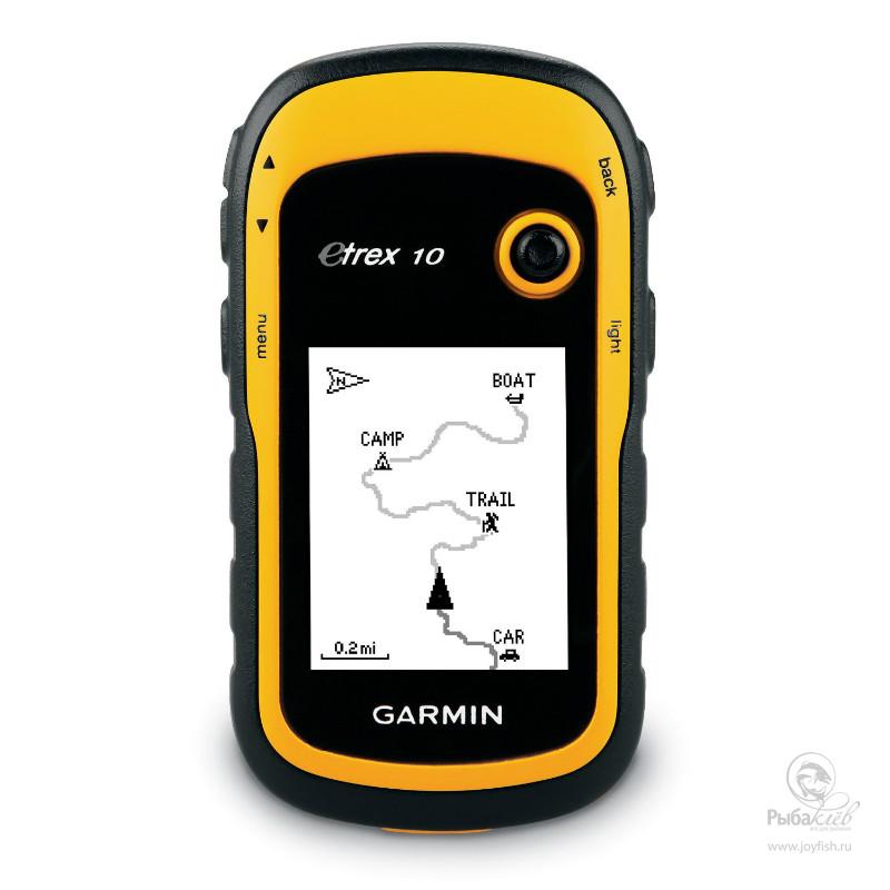 Туристический Навигатор Garmin eTrex 10 GPS/GLONASS купить garmin etrex 20 б у