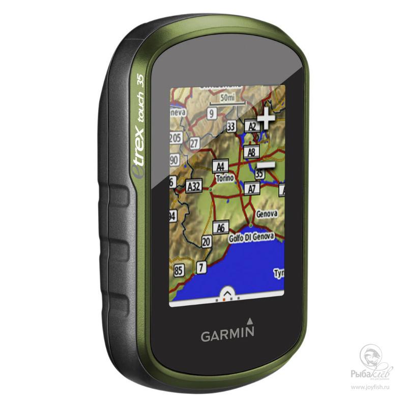 Туристический Навигатор Garmin eTrex Touch 35 GPS/GLONASS
