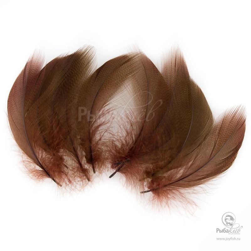 Перья Утки Veniard Mallard Duck Drake Gray Flank крылья утки wapsi mallard duck wings