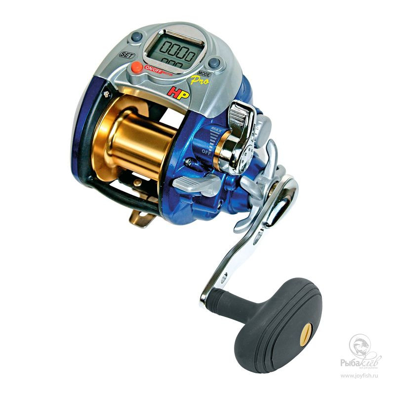 Катушка Морская Электрическая Wft Electra Pro Speed Jig 700PR HP