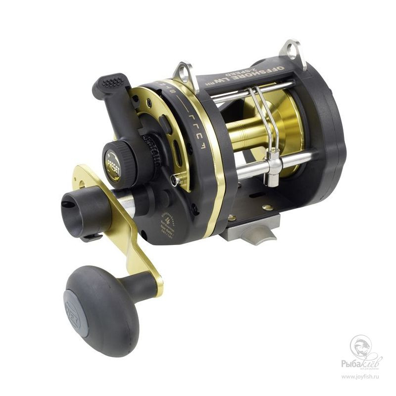 Катушка Морская Wft Offshore 2-Speed 30 LW Right Hand
