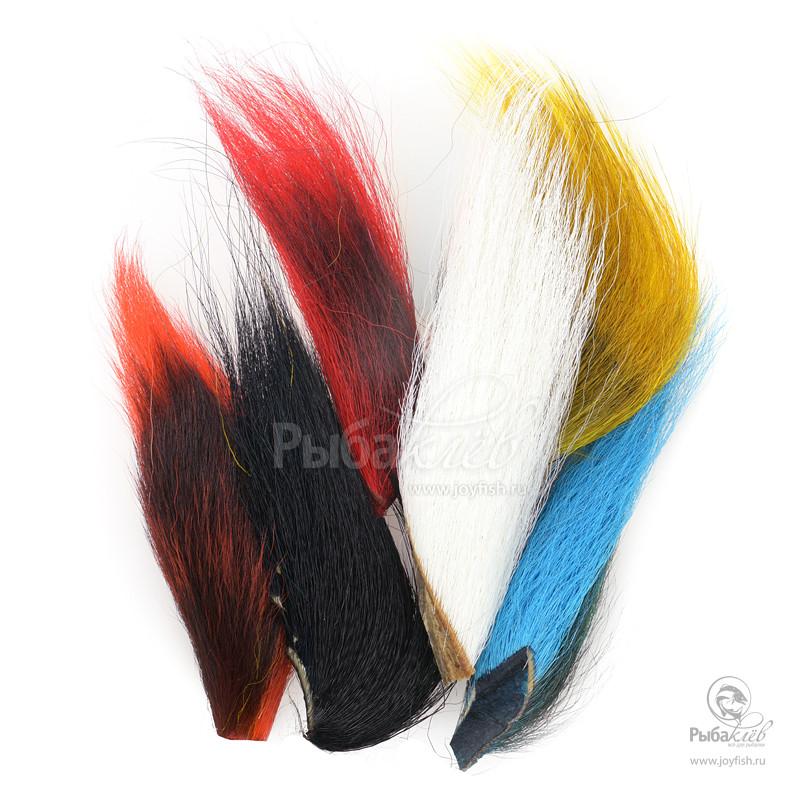 Набор Хвостов Оленя Hareline Bucktail Regular