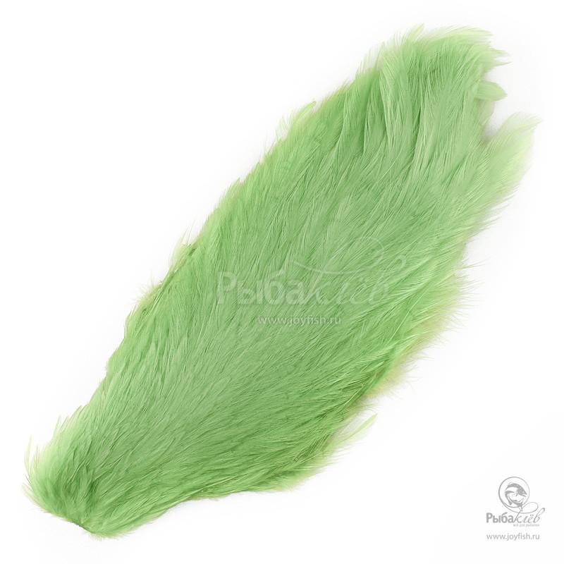 Скальп Петуха Wapsi Streamer Rooster Neck Dyed (Grade 2)