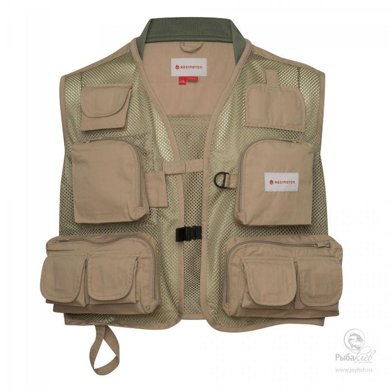 Жилет Redington Clark Fork Mesh Vest doglemi dm30079 polyester mesh vest for pet dog fluorescent orange l