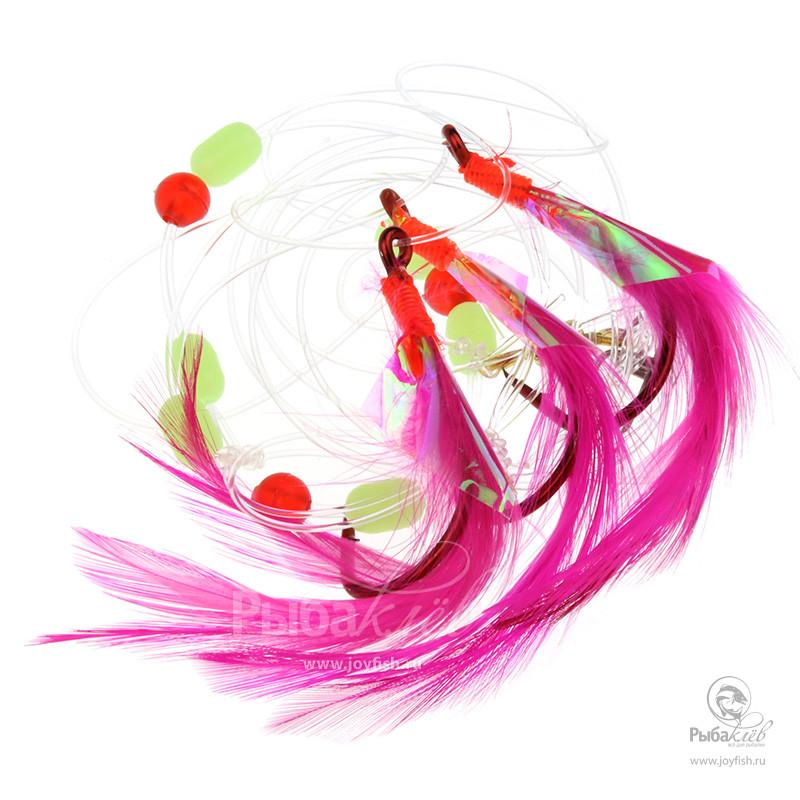 Оснастка Морская Balzer Cod & Pollack System Pink