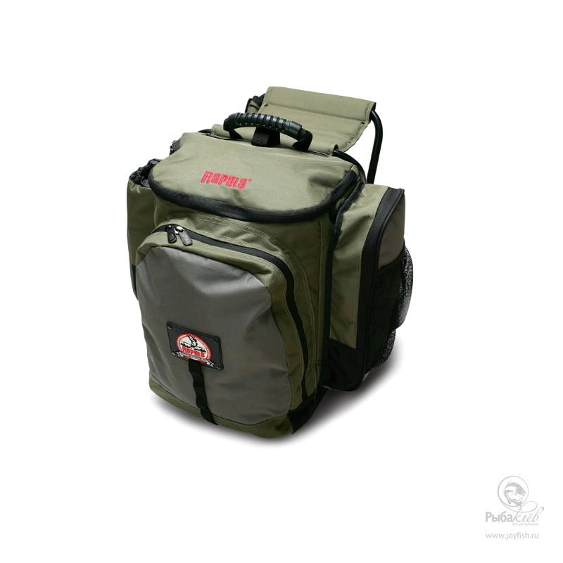 Рюкзак со Стулом Rapala Chair Pack рюкзак со стулом rapala chair pack
