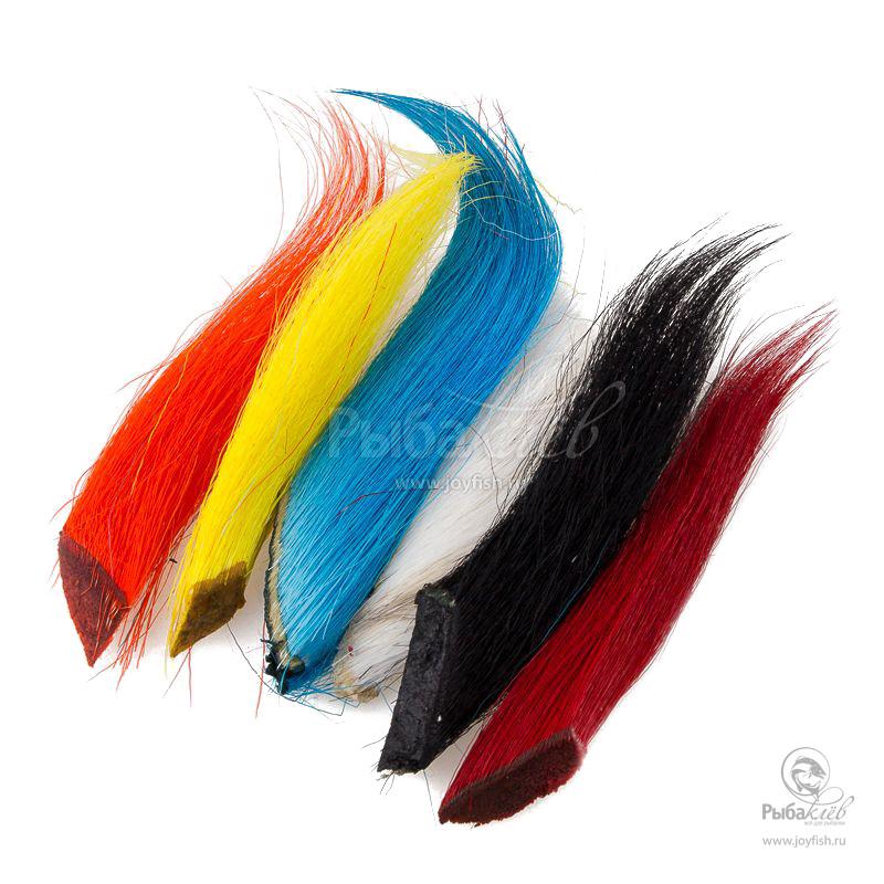 Набор Хвостов Оленя Veniard Bucktail Mixed Colors