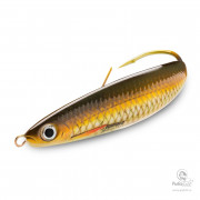 Блесна Незацепляющаяся Rapala Rattlin' Minnow Spoon