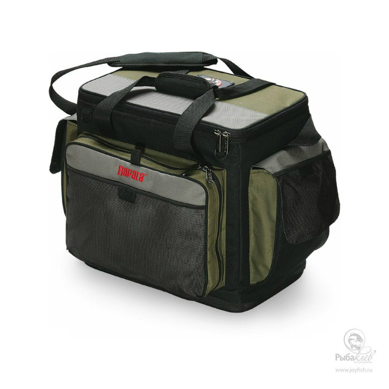 Сумка для Приманок Rapala Magnum Tackle Bag сумка для приманок trabucco capture