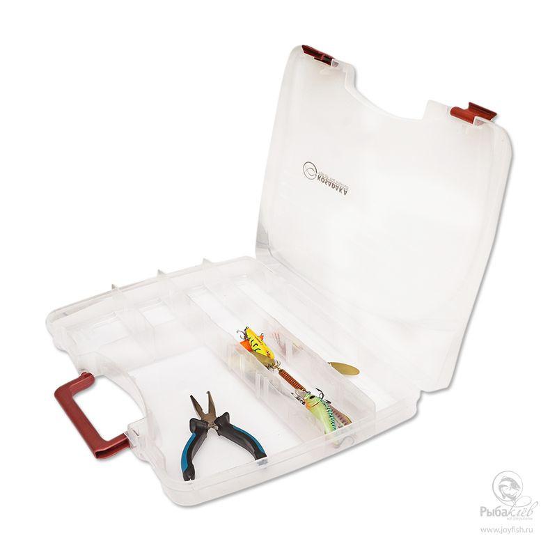 Коробка для Приманок Kosadaka Tackle Box 1210