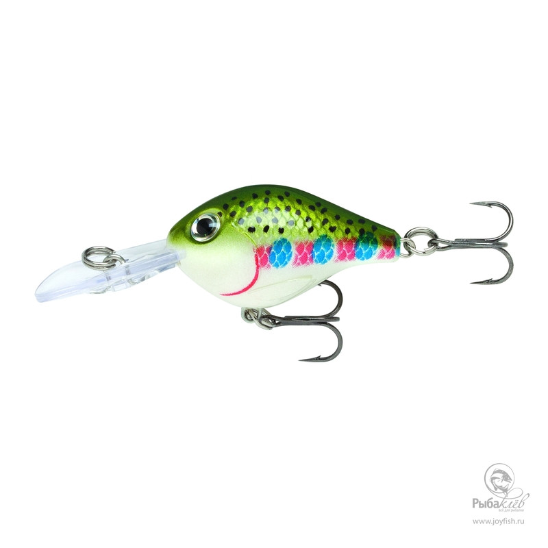 Воблер Rapala Ultra Light Crank воблер rapala floating original f alb плавающий 0 9 1 5м 9см 5гр