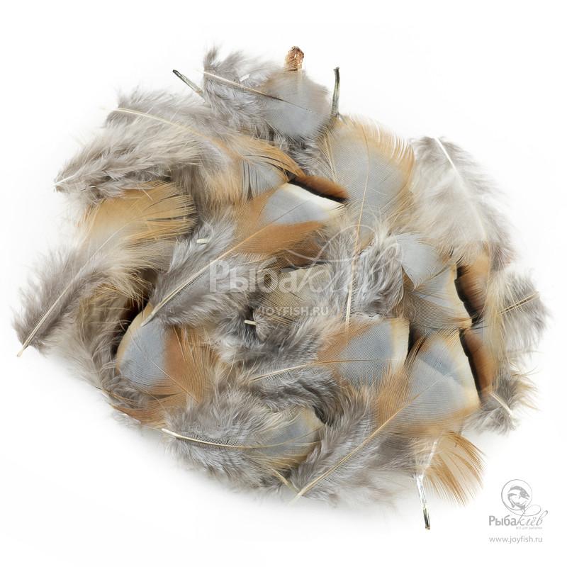 Перья Куропатки Wapsi Chukar Loose Feathers перья гуся wapsi goose biots