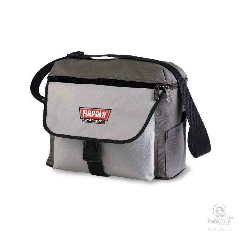 Сумка для Рыбалки Rapala Sportsmans 12 Shoulder Bag бот для рыбалки archeage