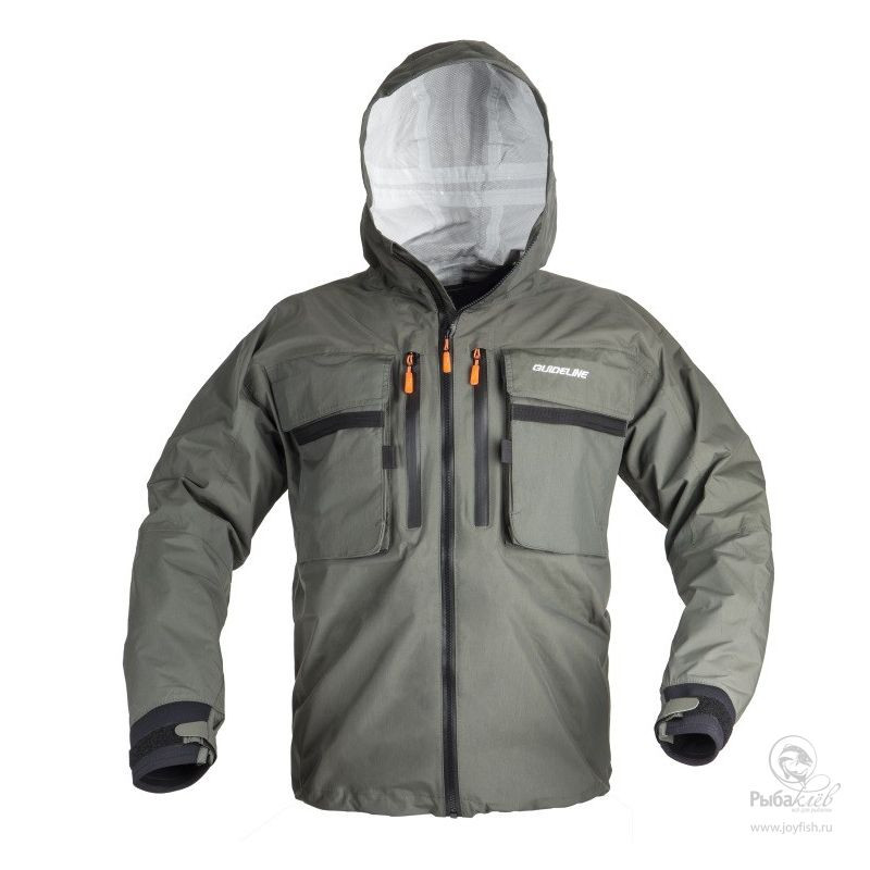 Куртка Guideline Laxa Wading лоферы 24hrs 24hrs hr001amvjn31