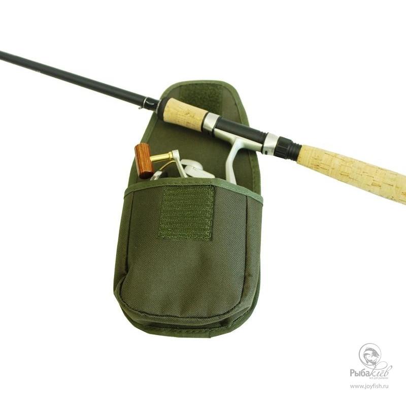 Чехол для Снаряженной Катушки Fisherman