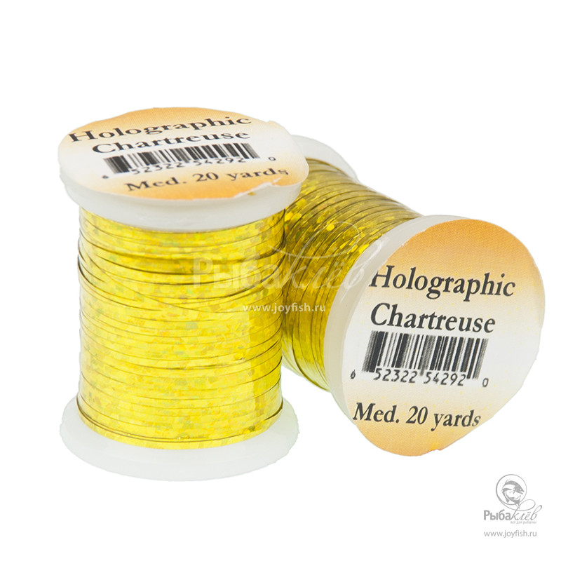 Люрекс Veniard Holographic Tinsel Medium