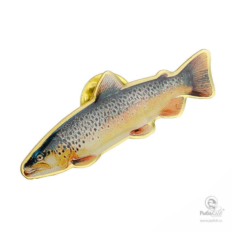Значок Balzer Pin Trout