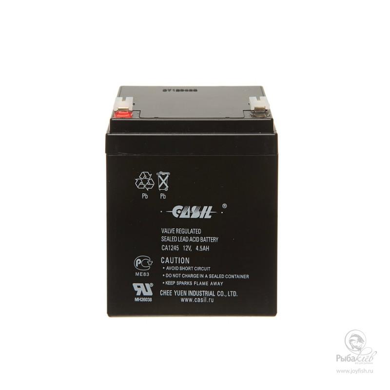 Аккумулятор для Эхолота 12V 4.5A
