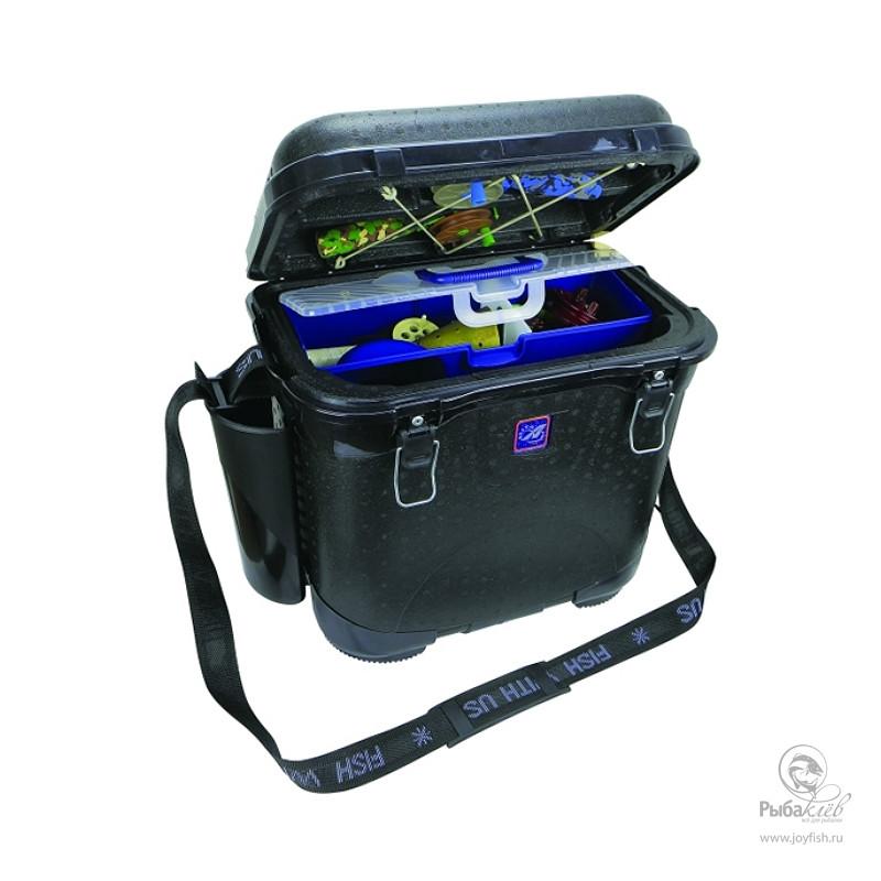 Ящик Рыболовный Зимний A-elita Sputnik ящик для зимней рыбалки a elita a box 8937
