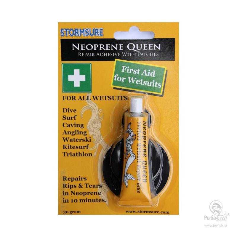 Клей для Ремонта Изделий из Неопрена Stormsure Neoprene Queen средство для ремонта изделий из кожи leather doctor 125ml black