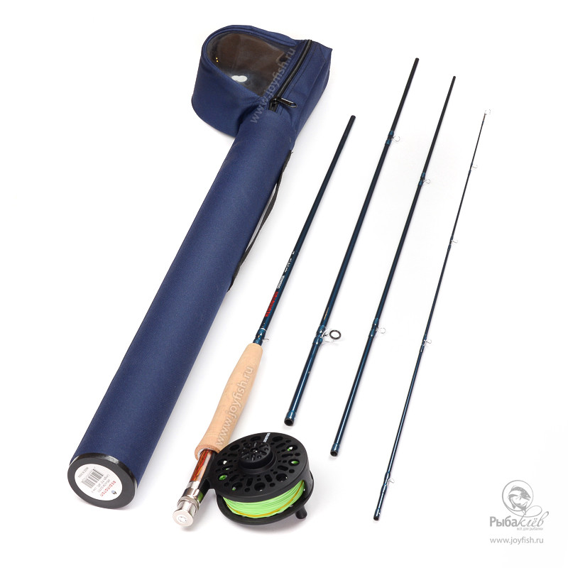 Набор Нахлыстовый Redington Crosswater Fly Fishing Outfit
