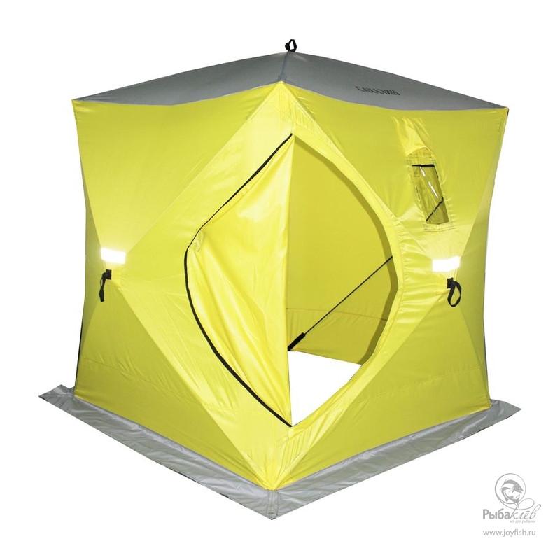 Палатка Зимняя Сахалин 4