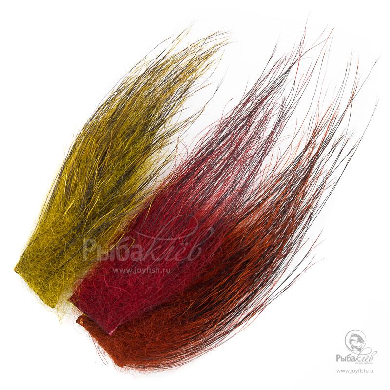 Мех Кабана Joyfish Wild Boar Hair Mix