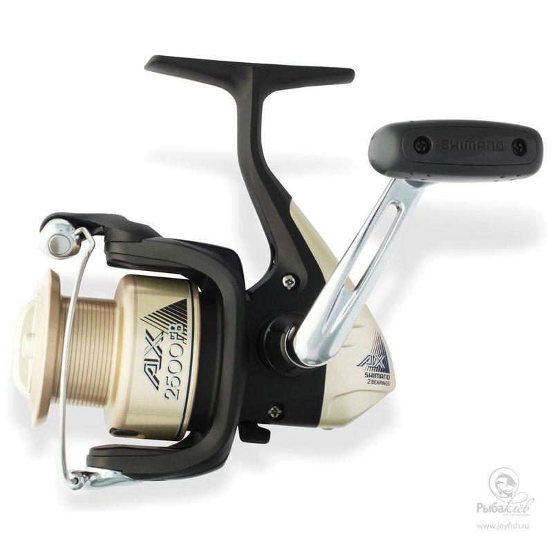 Катушка Безынерционная Shimano AX 2500FB спиннинг shimano scimitar ax spin 240h