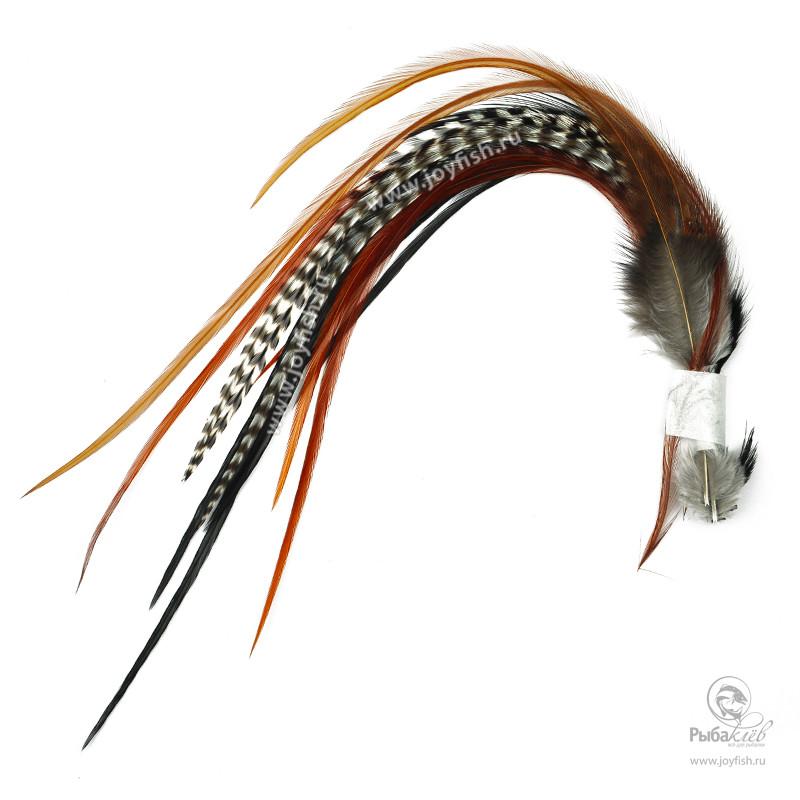 Набор Перьев из Седла Петуха Joyfish