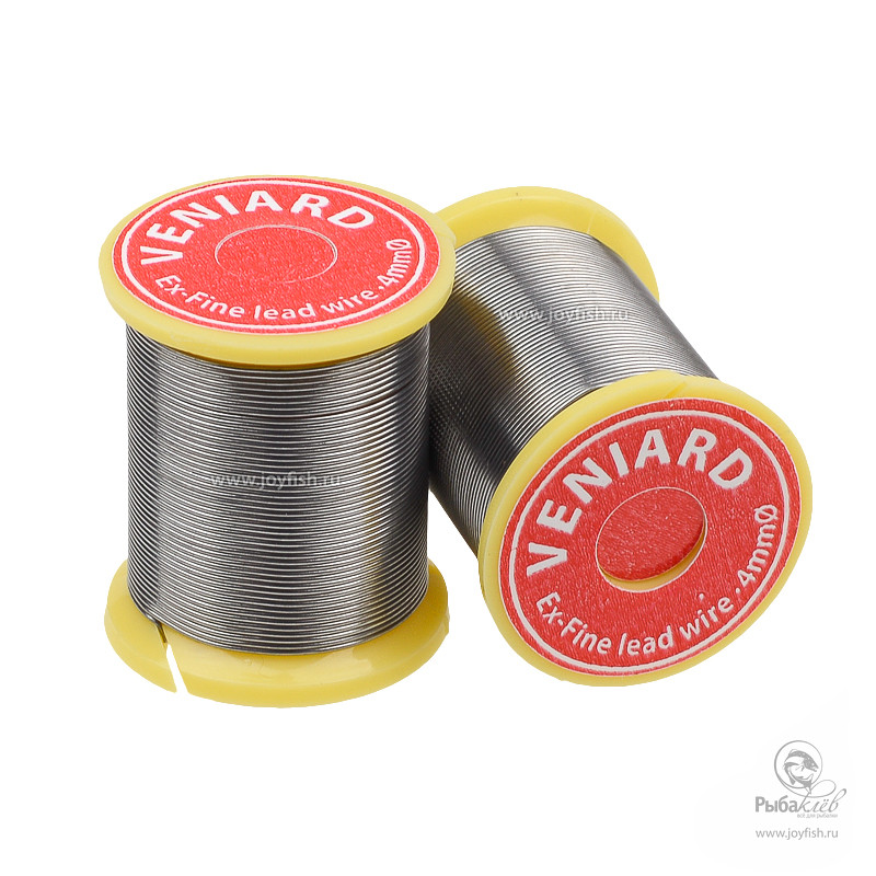 Проволока Veniard Lead Wire Extra Fine ключ накидной aist 02010810a 8 10 мм 183 мм