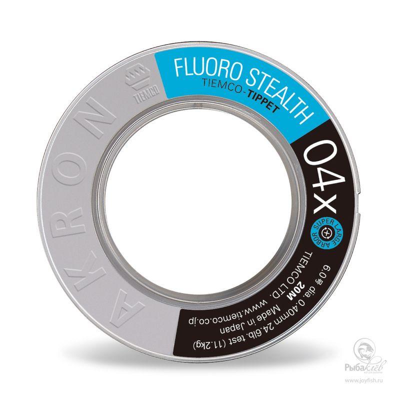 Поводковый Материал Tiemco Fluoro Stealth