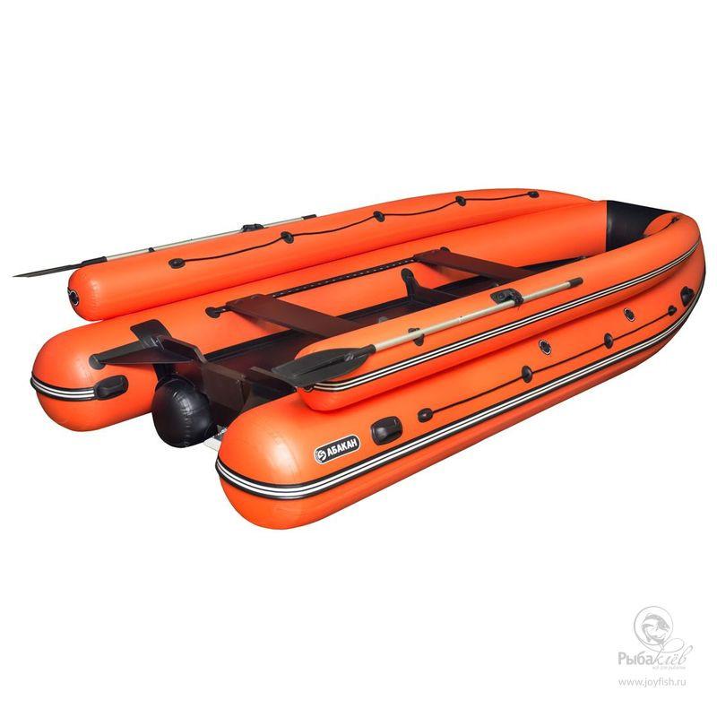 Лодка Надувная SibRiver Абакан 480 Jet