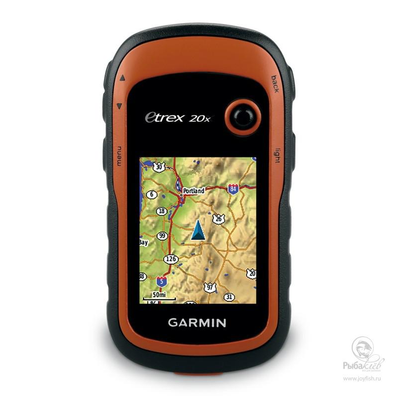 Туристический Навигатор Garmin eTrex 20x GPS/GLONASS